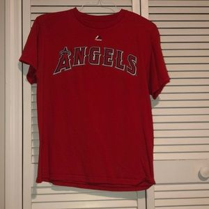 Mike Trout T-Shirt Size Medium